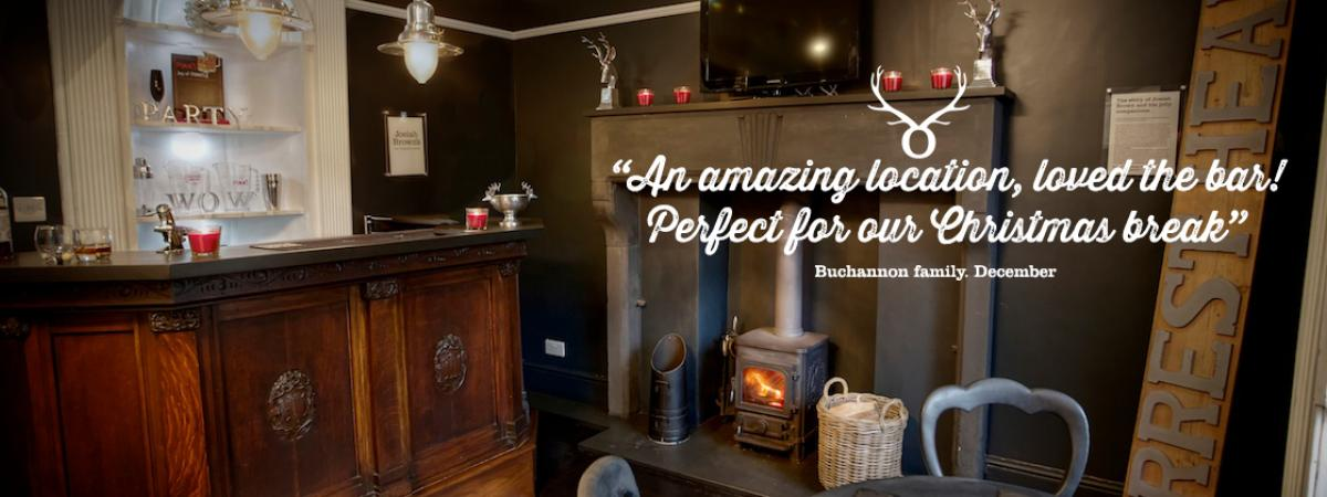 Orrest Head House Luxury Holiday Chalet In The Lakes.