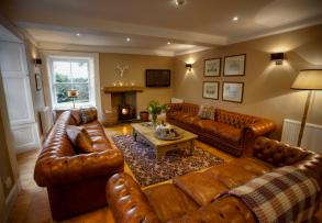 Orrest Head House a luxury holiday home in the Lake District that sleeps 12